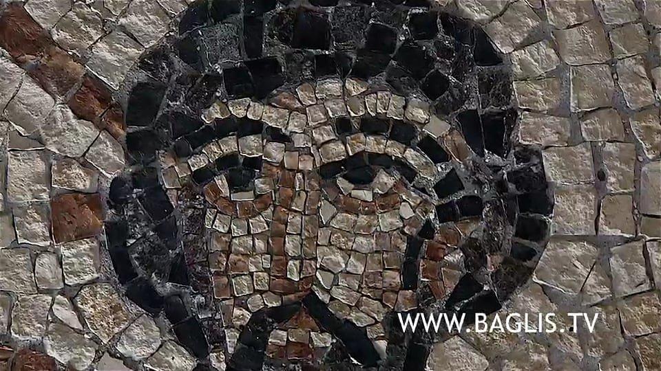 l'art sacré de la mosaïque bande annonce 1